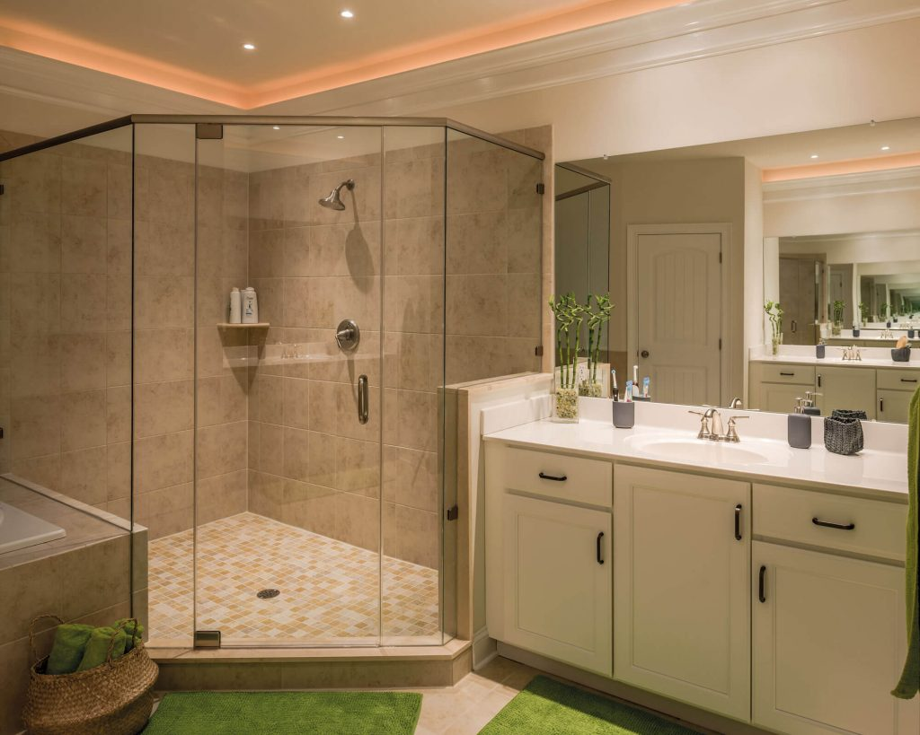Inteligentní koupelna