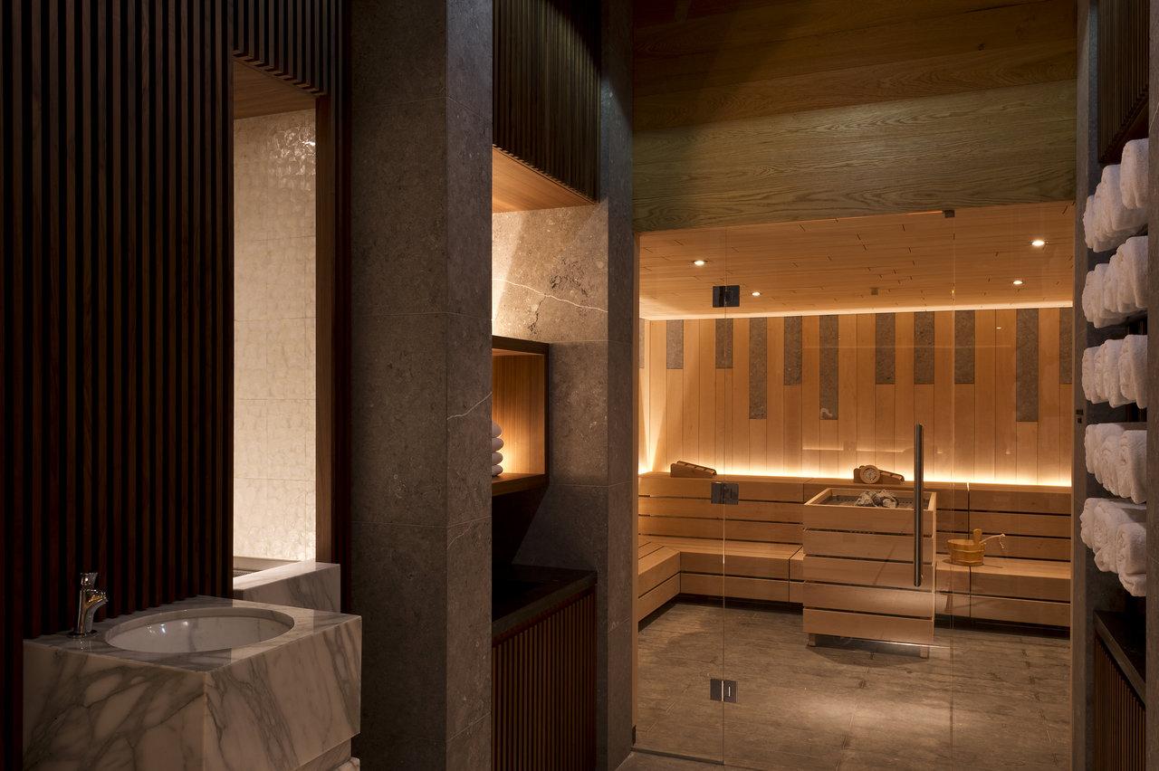 Smart Sauna, ovládání sauny