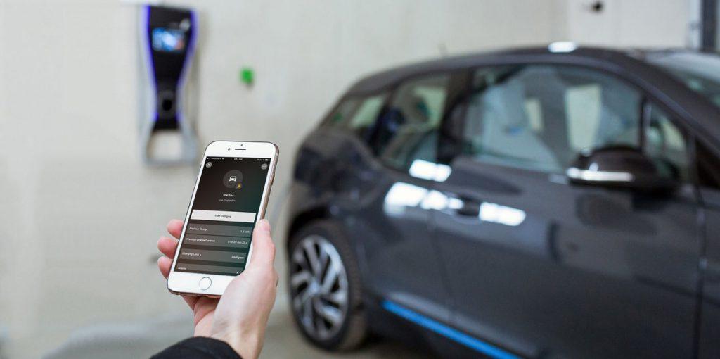 Inteligentní ovládání domu přes mobilní aplikaci zvenčí