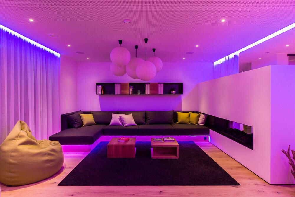Chytrý obývák