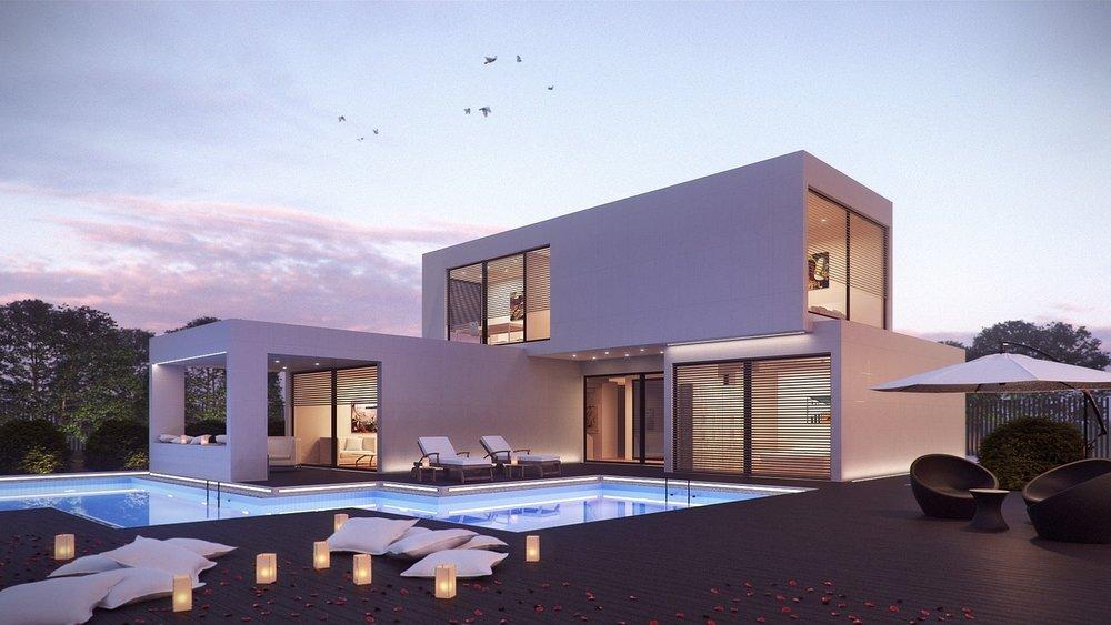 Návrh inteligentního domu
