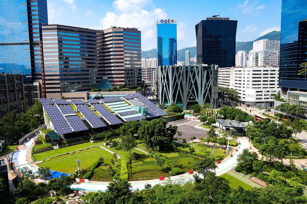 Energie chytrého města