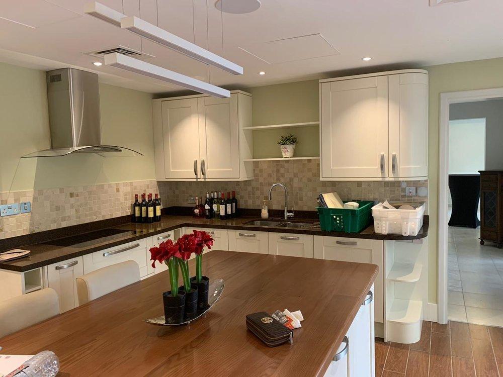 Inteligentní elektroinstalace v kuchyni