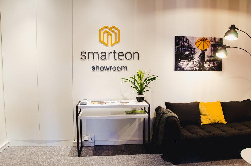 Showroom společnosti Smarteon