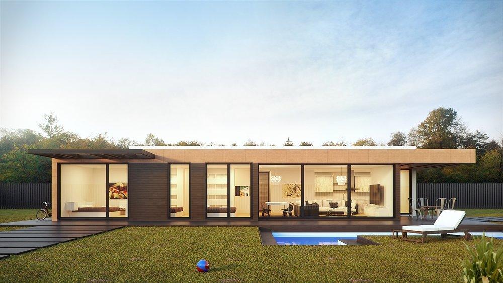 Nová generace chytrých domů