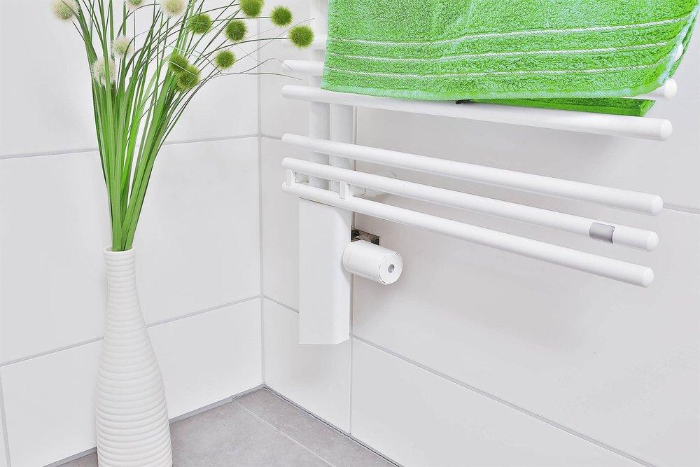 Smart Home a nahřátý ručník