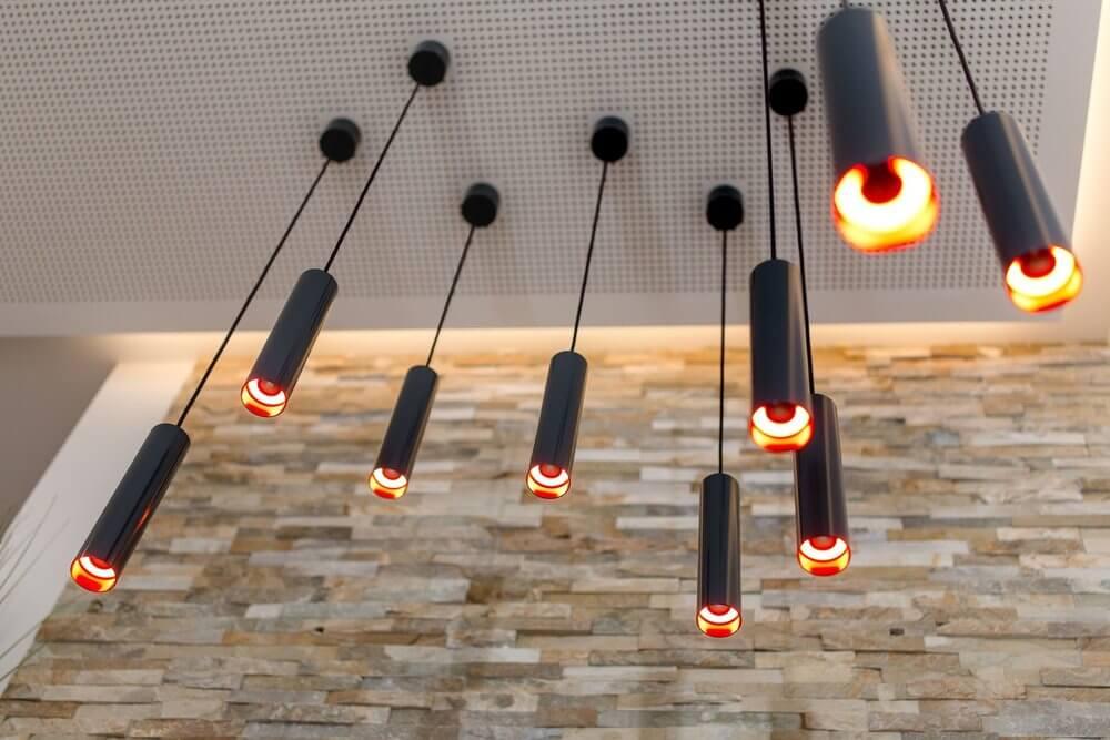 Inteligentní osvětlení zespodu